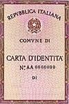 carta di identità cittadini 0-15 anni